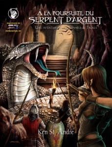 Couverture du module À la poursuite du serpent d'argent