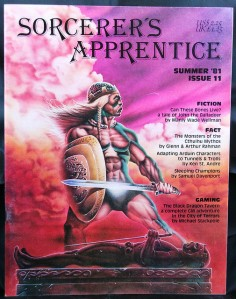 Sorcerer's Apprentice n° 11