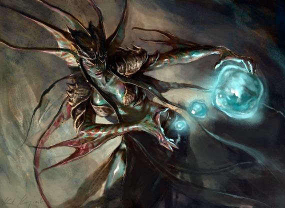 Lyia, sorcière des mers