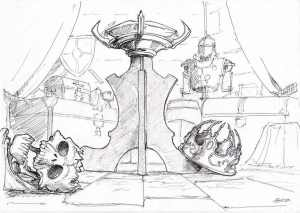 un piège de Grimtooth