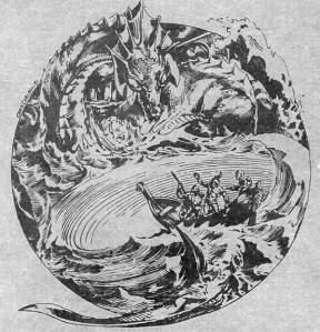 Dungeon of the Bear - Chris Carlson
