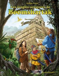 Les jungles-araignées de Boomshartak
