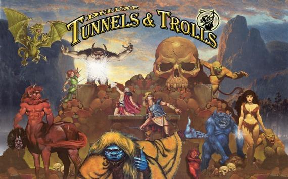 Le monde de Tunnels & Trolls