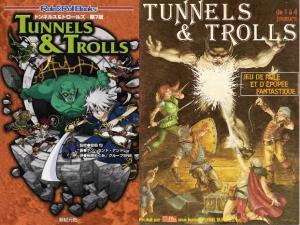 トンネルズ&トロールズ et Tunnels & Trolls